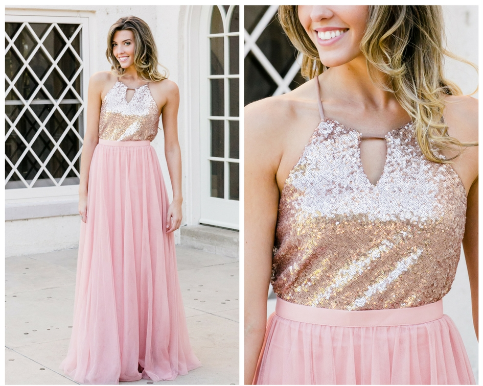 c1bdb3b170 ... Top With Soft Pink Tulle Skirt. Color Story Blushes Pinks Neutrals  Revelry