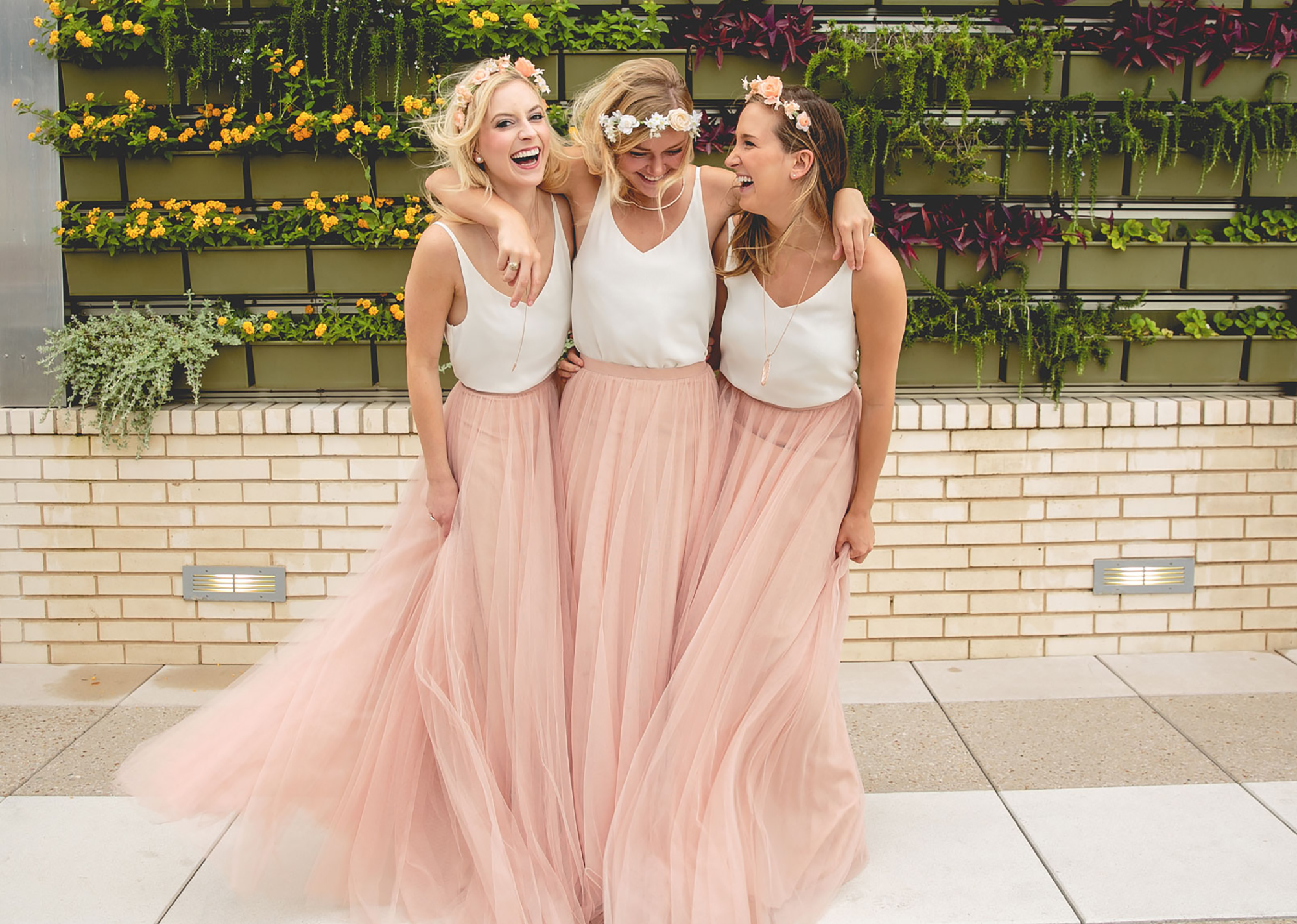 Bridesmaid separates revelry fall in love ombrellifo Image collections