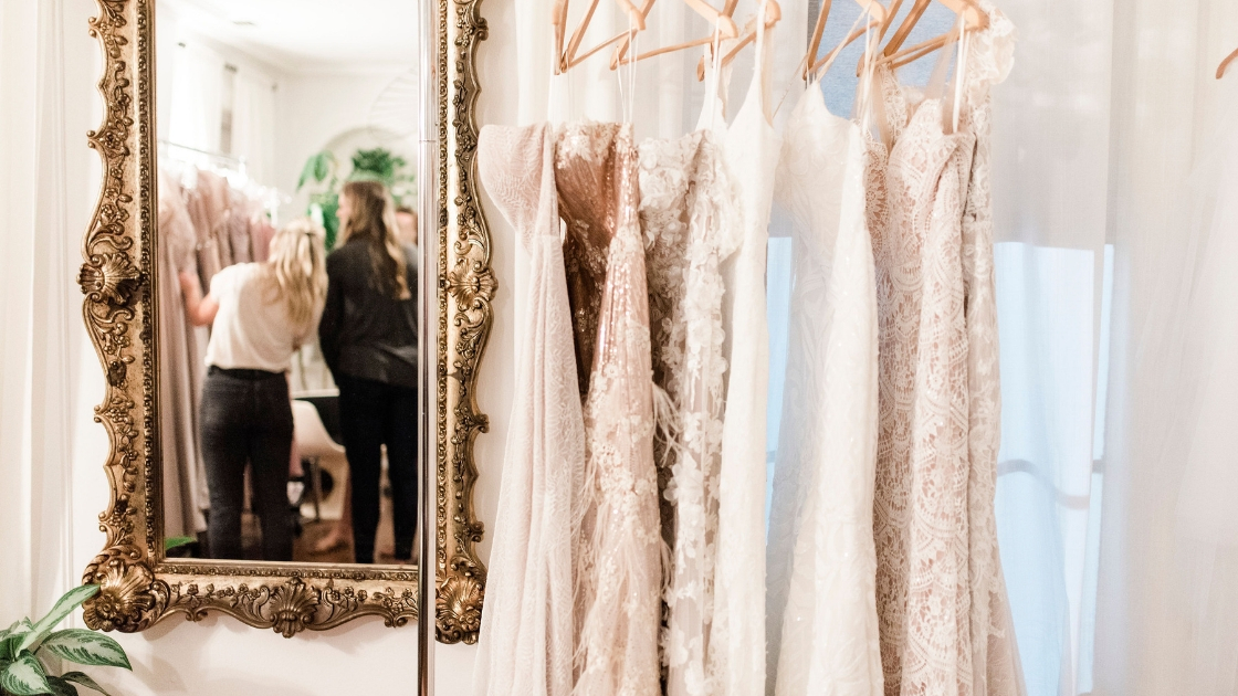 I Do I Do Wedding Gowns: This Wedding Dress Try-On Party Is Changing How Both
