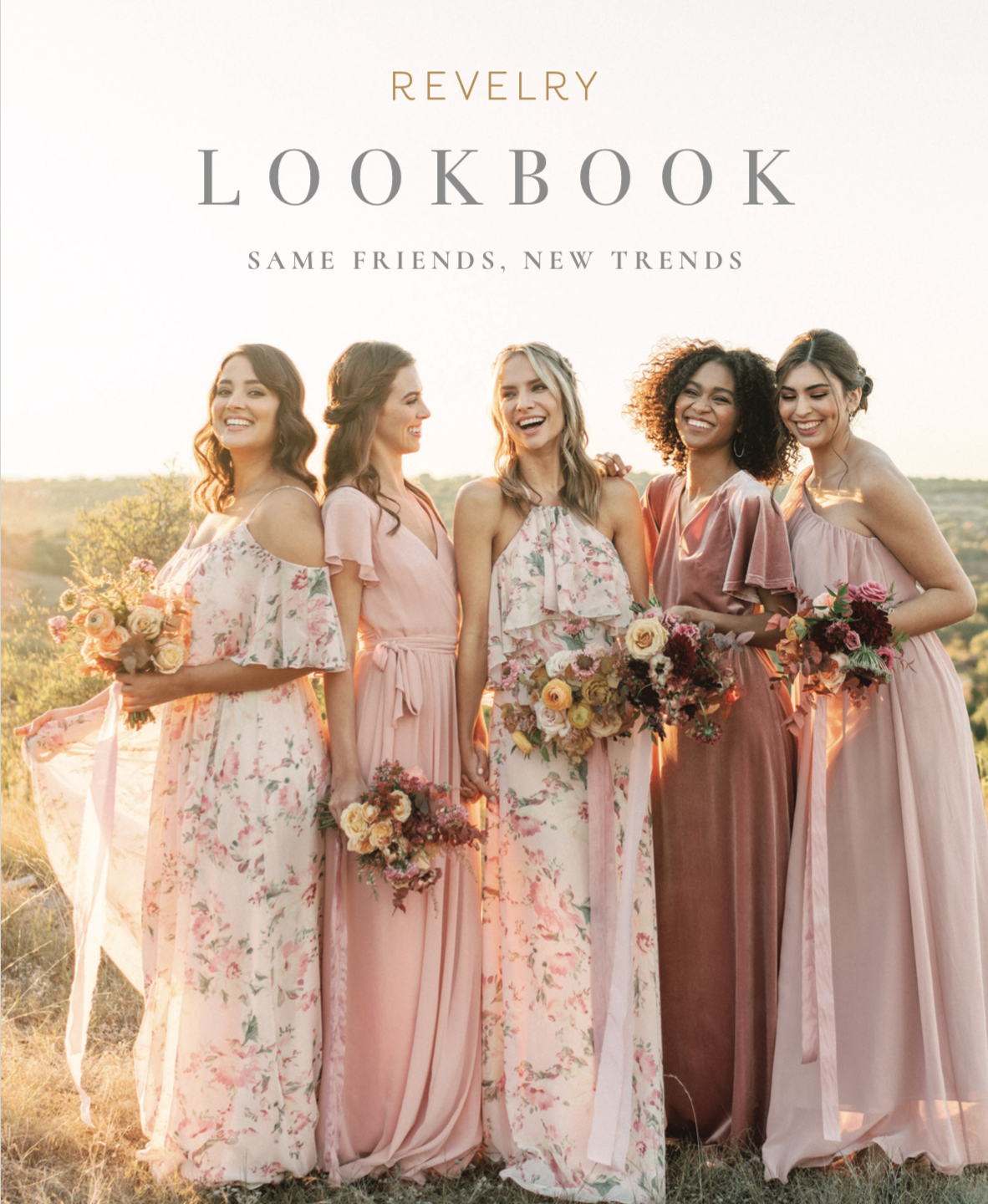 The Art of Mix and Match Bridesmaid Dresses   Revelry